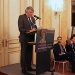 Speech at Cercle Royal Gaulois