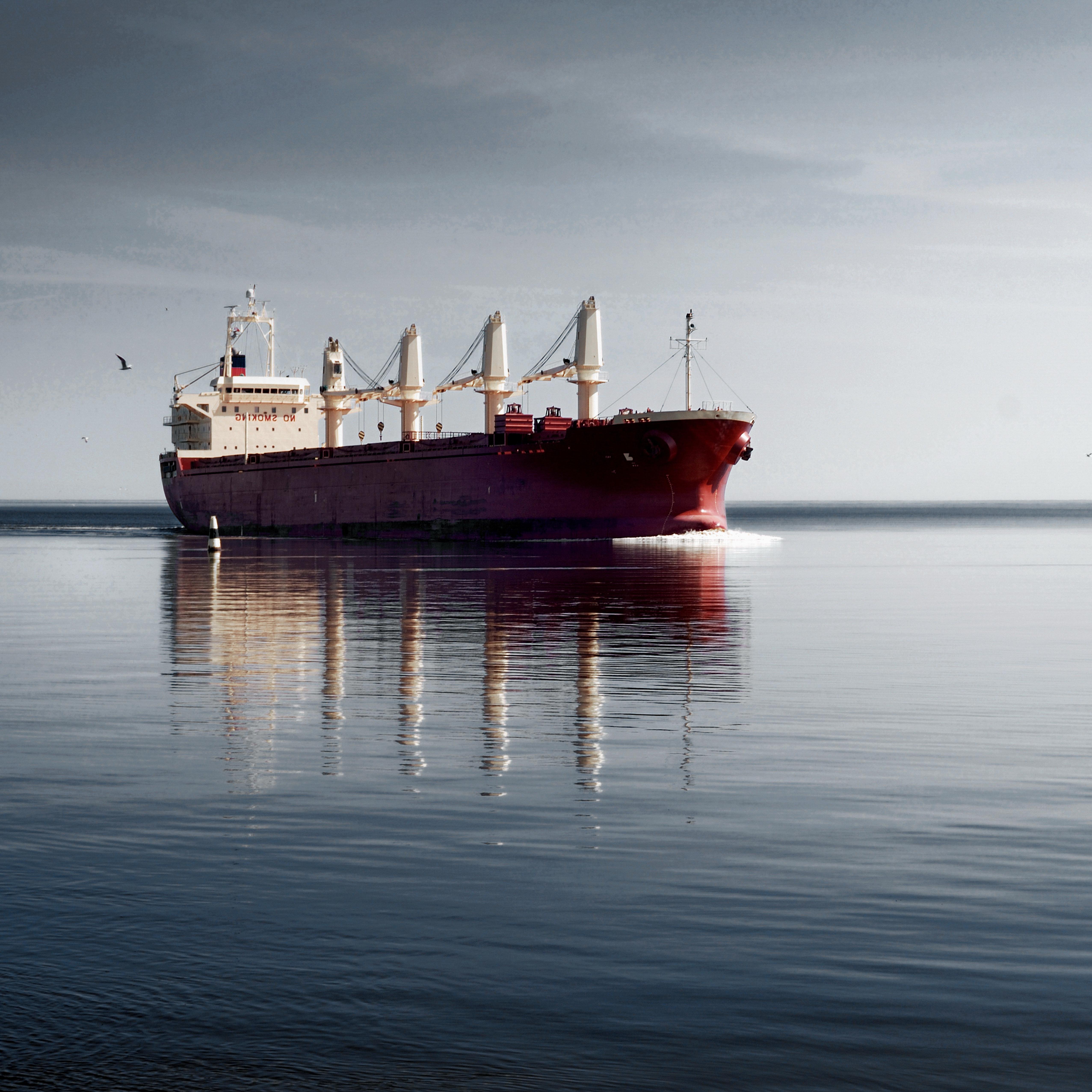 L'Afrique dépasse la Chaine au Port d'Anvers