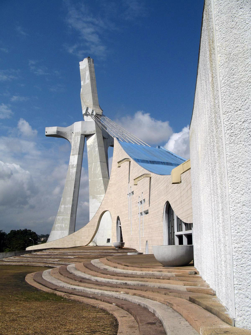 Cathédrale Saint-Paul, Abidjan